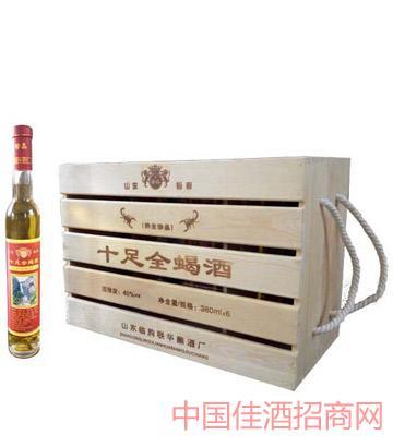 全蝎酒380mlX6木盒