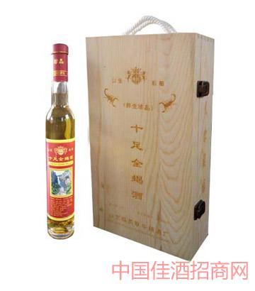 全蝎酒380mlX2木盒