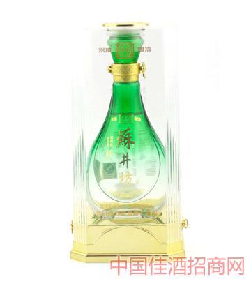 苏井坊绿宝石52度酒