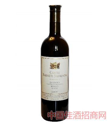 孔蒂法尼提萨兰托干红葡萄酒