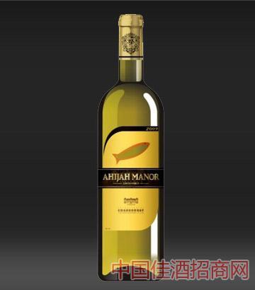 黄鱼干白葡萄酒