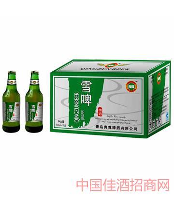 青尊雪啤500系列啤酒