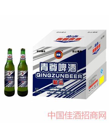 青尊啤酒500-12精品系列