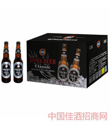 青尊黑啤330-24系列啤酒