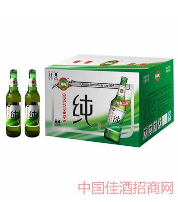 青尊�生啤酒330-24系列