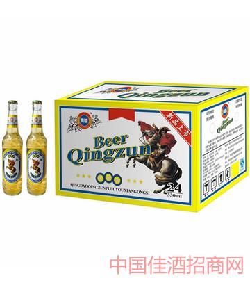青尊�生啤酒330-24-2新品系列