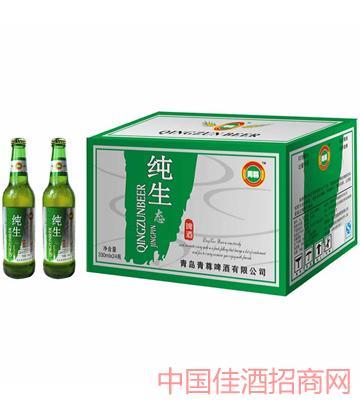 青尊�生啤酒330-24-1系列