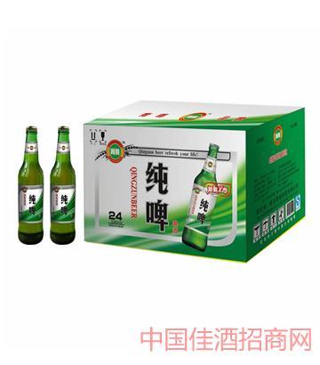 青尊�啤330系列啤酒