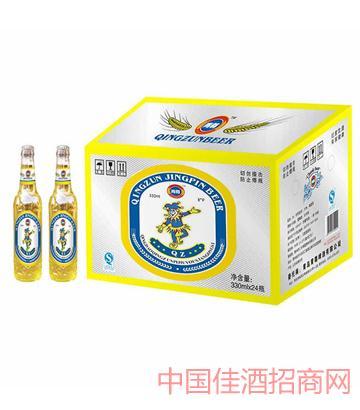 青尊精品330-24系列啤酒