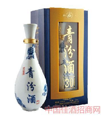 汾酒青汾酒30陈酿