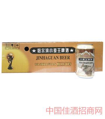 哈尔滨小麦啤酒