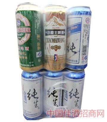 青岛青贝纯生啤酒