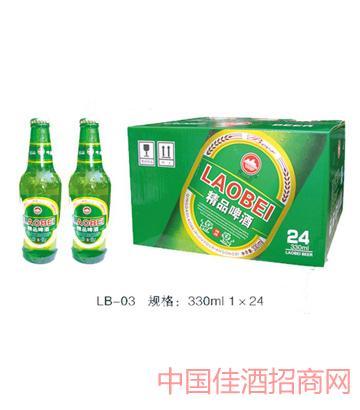 LB-03精品啤酒