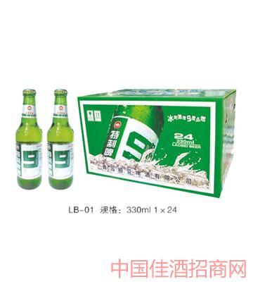 LB-01特制啤酒