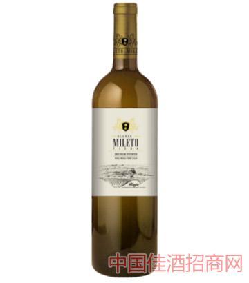 米利都白葡萄酒