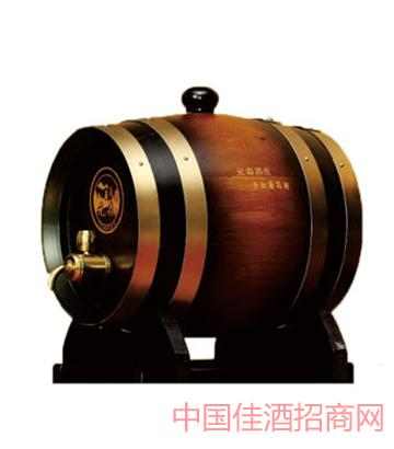 3l橡木桶干红葡萄酒