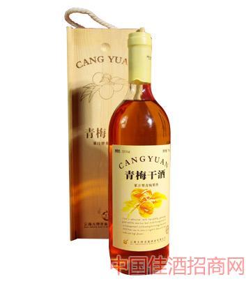 12°青梅干酒(750ml)