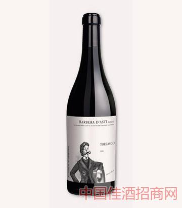 传统阿斯蒂巴贝拉干红葡萄酒