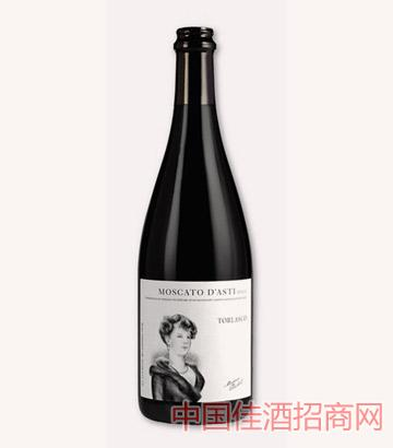 传统阿斯蒂莫斯卡托甜白葡萄酒