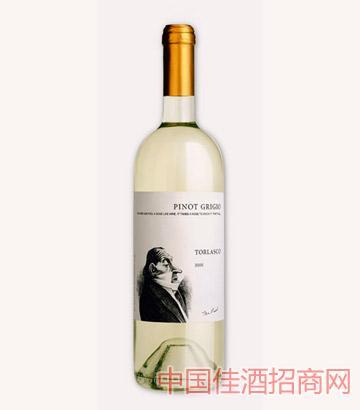 传统帕维亚灰皮诺甜白葡萄酒