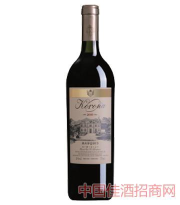 克罗纳侯爵葡萄酒