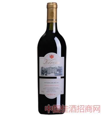 克罗纳子爵葡萄酒
