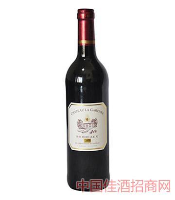 嘉纳城堡干红葡萄酒