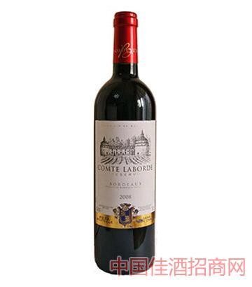 拉博公爵堡干红红葡萄酒