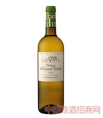 高维达古堡干白葡萄酒