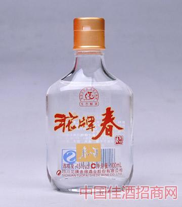 春哥-沱牌春酒