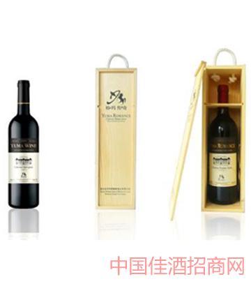 圣母单支木盒装葡萄酒