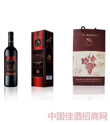 裕玛窖藏卡盒葡萄酒