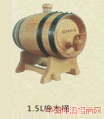 1.5L橡木桶葡萄酒