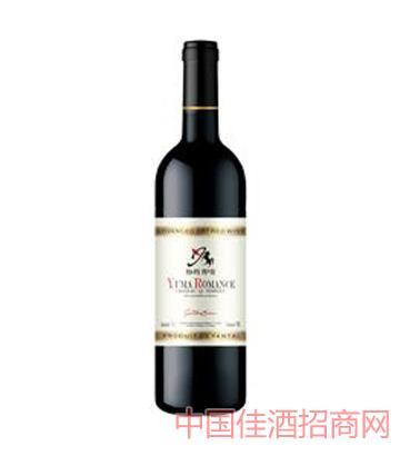 坦雷特庄园干红葡萄酒