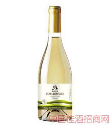 霞多丽干白(大肚装)葡萄酒