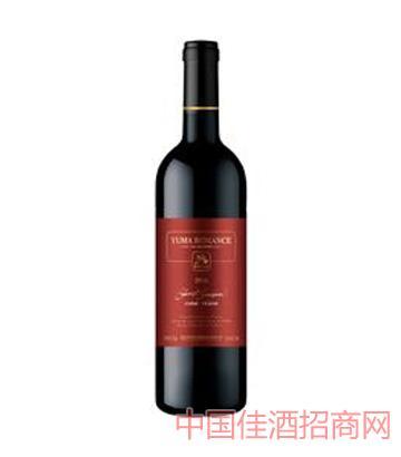 庄园陈酿葡萄酒