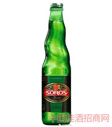 SOROS索羅斯專用瓶裝330ML*24啤酒