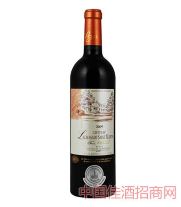雷科庄园三磨坊特酿葡萄酒
