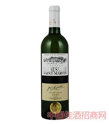 雷科庄园三磨坊特酿白葡萄酒