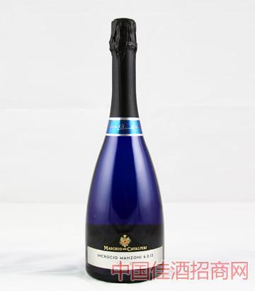 金标普罗塞科高泡白葡萄酒