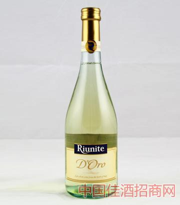 多乐低泡白葡萄酒