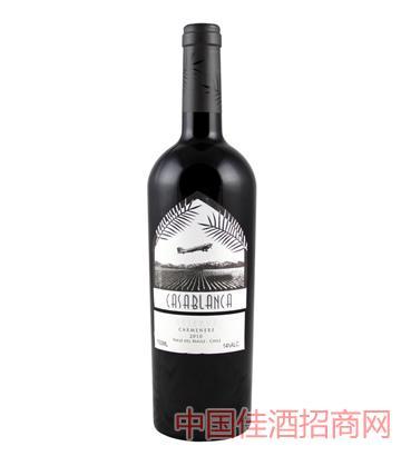 陈酿卡蒙干红葡萄酒