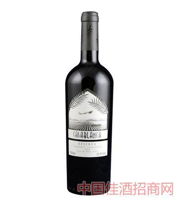 陈酿赤霞珠干红葡萄酒