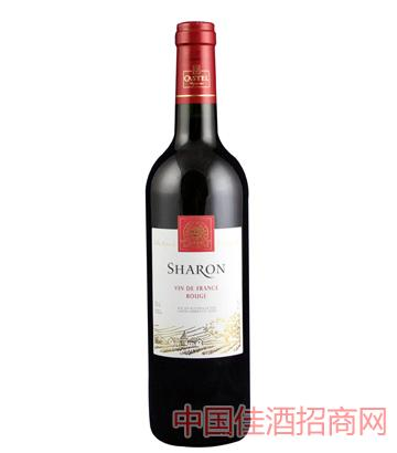 沙仑特酿干红葡萄酒