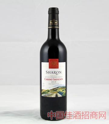 沙仑珍藏赤霞珠干红葡萄酒