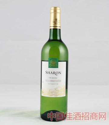 沙仑特酿干白葡萄酒