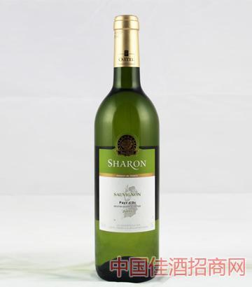 沙仑苏维农干白葡萄酒