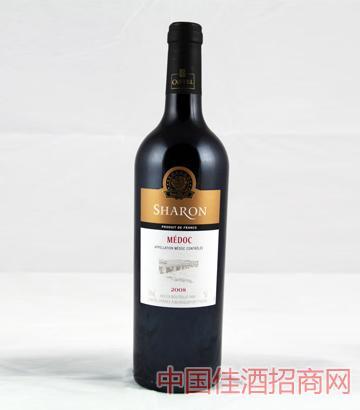 沙仑梅多克干红葡萄酒