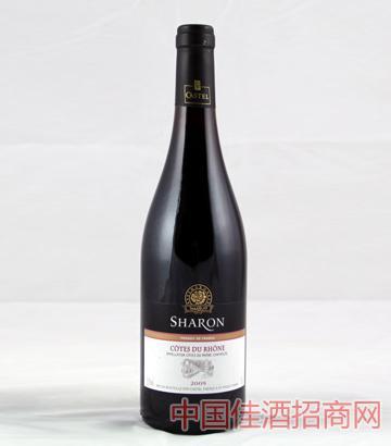 沙仑罗纳河谷干红葡萄酒