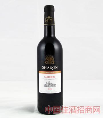 沙仑朗格多克干红葡萄酒